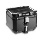 Givi Outback MonoKEY Top Box, Black -42 Liter