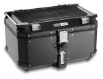 Givi Outback MonoKEY Top Box, Black -58 Liter