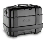 Givi Trekker MonoKEY Top Box, Black -46 Liter