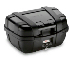 Givi Trekker MonoKEY Top Box, Black -52 Liter