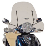 Givi Big Airstar Windscreen for BV250, 300 & 500