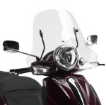 Givi Small Airstar Windscreen for BV250, 300 & 500