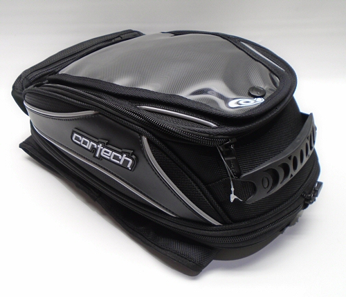 Cortech Super 2.0 Ten Liter Tank Bag, Universal