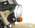Ural Wire Mesh Guard for Headlight