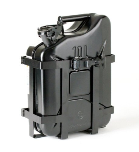 Jerry Can with Holder Black - IMZ-8.1040-21034