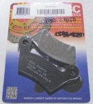 Rear Brake Pad Set - IMZ-8.1040-27050