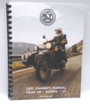 IMZ Ural Owner's Manual MY2017