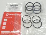 Brembo Brake Caliper Seals Kit - 34mm
