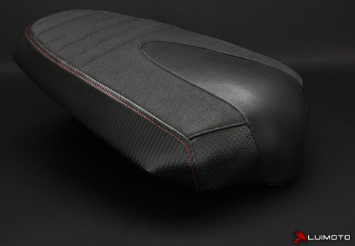 LuiMoto Passenger Seat Cover, Red Caponord 1200