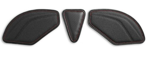 LuiMoto Tank Leaf Protection Kit, Red