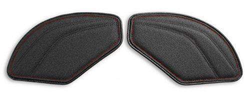 LuiMoto Tank Protection Kit, Red Stitching