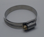 Oil Filter Retainer Stainless Hose Clamp