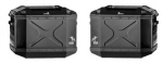 Hepco & Becker Alu-Case Xplorer 40L Black -PAIR