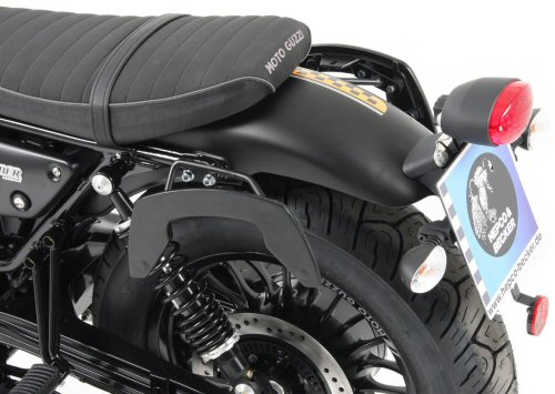 Hepco & Becker C-Bow Side Case Supports -V9 Bobber