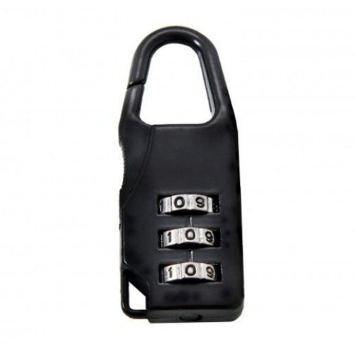 Hepco & Becker Combination Lock for Bags