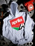 Pullover Hoodie Sweater, Misano A, Grey