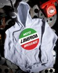 Pullover Hoodie Sweater, Laverda, Ash Grey