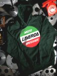 Pullover Hoodie Sweater, Laverda, Green