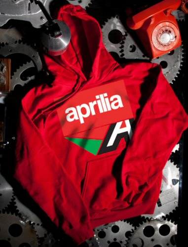 Pullover Hoodie Sweater, Misano A, Red