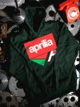 Pullover Hoodie Sweater, Misano A, Green