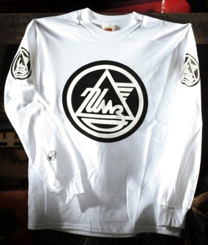 Ural Long Sleeve T-Shirt, White