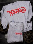 Sweater Norton, Ash Grey