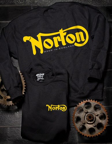 Sweater Norton, Black
