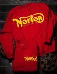 Sweater Norton, Red