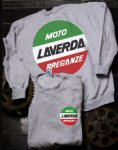 Sweater, Laverda, Ash Grey