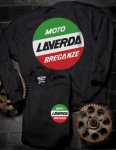 Sweater, Laverda, Black