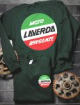 Sweater, Laverda, Green