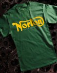Norton T-Shirt, Green
