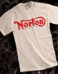 Norton T-Shirt, Natural Tan