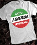 Laverda T-Shirt, Ash Grey
