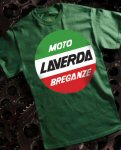 Laverda T-Shirt, Green