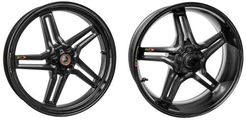 BST Rapid Tek Wheels, Gloss Finish w/Ceramic Brngs