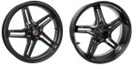 BST Carbon Fiber Rapid Tek Wheels, Gloss Finish
