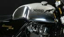 Norton Aluminum Fuel Tank (USA Version)