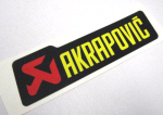 Akrapovic Decal 5.75x1.5