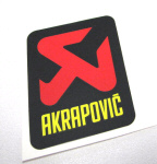 Akrapovic Decal 3.75x3