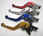 Pazzo Adjustable Aluminum Long Clutch Lever