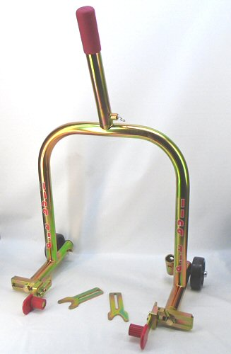 Pit Bull SS Rear Stand Deluxe, Removable Handle