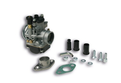 Malossi PHBG 19 Carburetor by Dell Orto