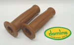 Domino Vintage Rubber Closed End Grips