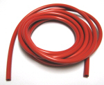 Samco Sport Vent Line 3mm ID RED (10 Foot Length)