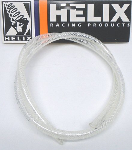 Helix Hi-Pressure Fuel Line 5/16 (8mm) 3 Foot, CLR