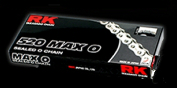 "RK ""Max O"" 520 O-Ring Chain"