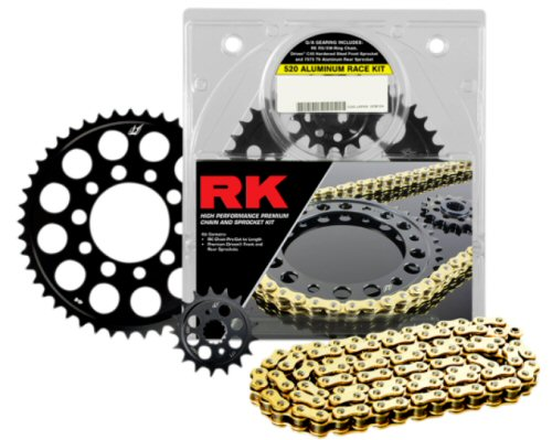 520 Conversion Kit 15/42 w/RK Chain