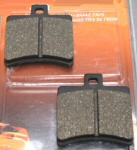 EBC Brake Pads Black Series (Organic) FA298