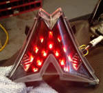 Competition Werkes STEALTH LED Taillight For V4's